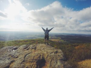 NLP can make you feel on top of the world