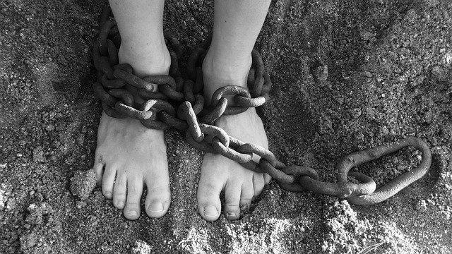 Don't let fear make you it's prisoner