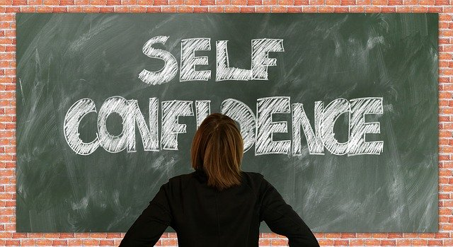 NLP can help you with your self confidence