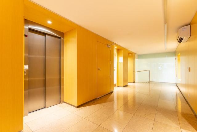Elevators are a common phobia