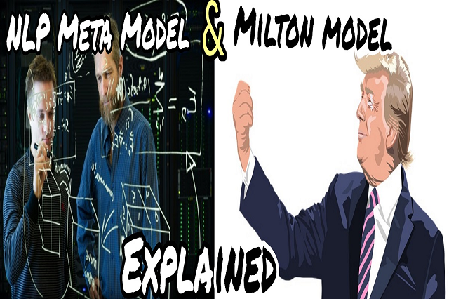 NLP Meta Model and Milton Model EXPLAINED