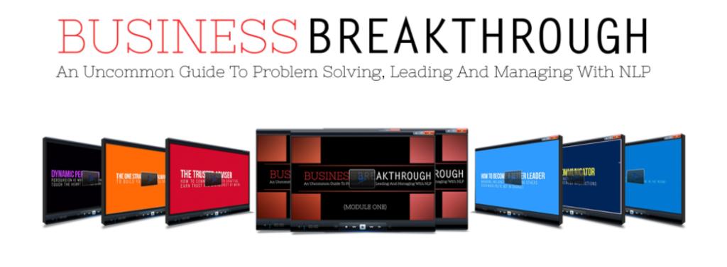 business breakthrough course