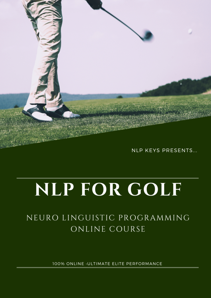 NLP for Golf Online Course