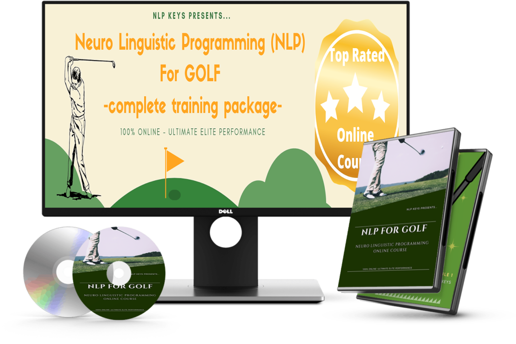 NLP for Golf Online package